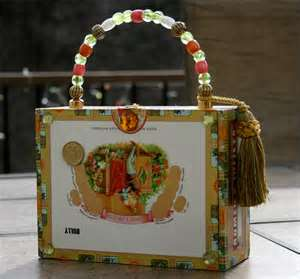 Cigar Box Bag