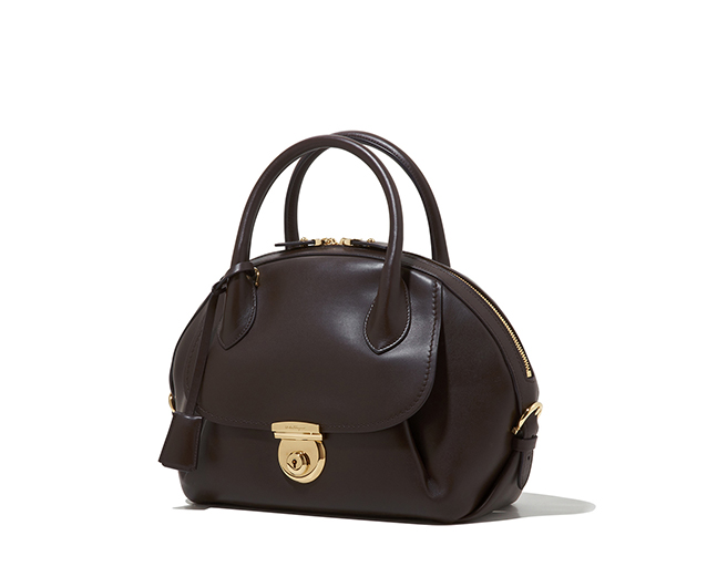 Salvatore Ferragamo has created a new collection of Fiamma handbags to  commemorate the 86-year history of the Italian leather goods company. 866515aa3d257