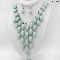 Western necklaces pendants flea market