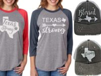 wholesale texas strong shirts