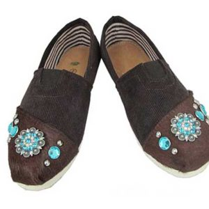 western slip on shoe