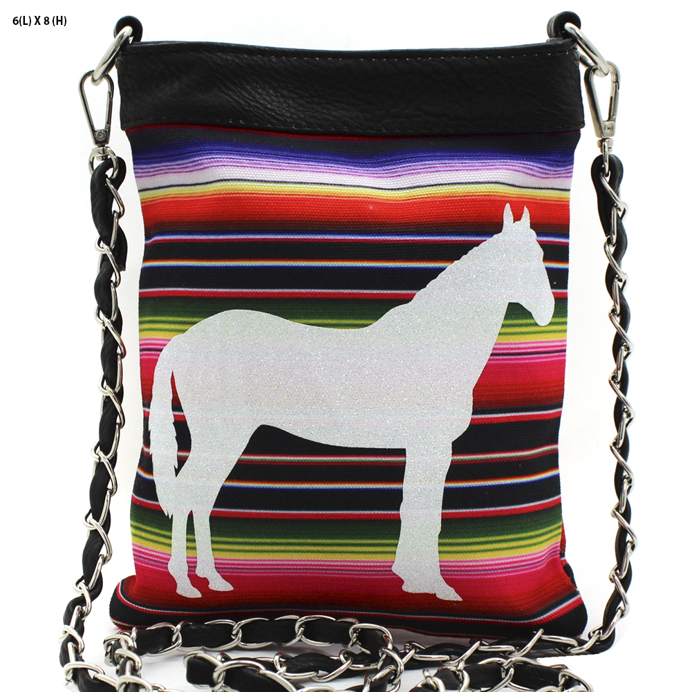 Textures Are Trending Aztec Bag